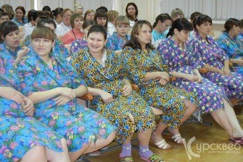 В Курске отметили Всемирный день недоношенного ребёнка.